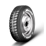 "JK JUMBO KING SPEED ""J"" 175/ R 14 Requires Tube  J Car Tyre"