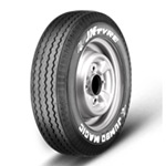JK JUMBO MAGIC 155/80 - 12 Requires Tube 8PR  Car Tyre