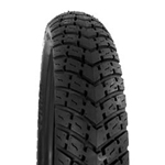 TVS JUMBO POLYX 100/90 R 18 Rear Two-Wheeler Tyre