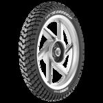 TVS JUMBO_POLYX 100/90 17 Requires Tube 55 P Rear Two-Wheeler Tyre