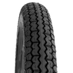 TVS MEGASTAR + 2-50 R 16 Rear Two-Wheeler Tyre