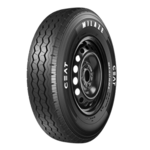Ceat Milaze 145 R 12 Requires Tube  Q Car Tyre