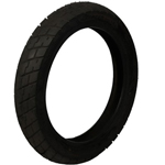 TVS PANCER POLYX 100/90 R 18 Front Two-Wheeler Tyre