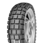 Ralco Adventure 120/70 14 Tubeless 55 P Front/Rear Two-Wheeler Tyre