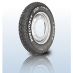 Birla ROADMAXX S62 3.50 R 10 Front/Rear Two-Wheeler Tyre