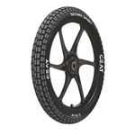 CEAT SECURA SPORTS 2.75 18 Requires Tube Rear Two-Wheeler Tyre