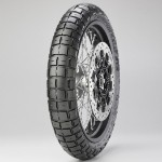 Pirelli Scorpion Rally 120/70 R 19 Tubeless 60 T Front Two-Wheeler Tyre