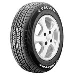 JK VECTRA 195/55 R 16 Tubeless 87 V Car Tyre