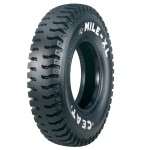CEAT BULAND MILE XL RIB 165/ R 12 Requires Tube 88 J Car Tyre