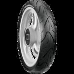 TVS Eurogrip Protorq CF 110/70 17 Tubeless 54 S Front Two-Wheeler Tyre