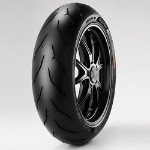 Pirelli Diablo Rosso Corsa 180/55 ZR17 Tubeless 73 W Rear Two-Wheeler Tyre