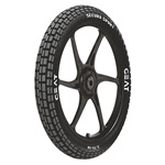 Ceat SECURA SPORT POLYESTER 3-00 R 17 Requires Tube 50 P Rear Two-Wheeler Tyre