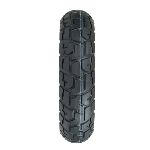 Vee-Rubber VRM-133 90/100 10 Tubeless 53 J Front/Rear Two-Wheeler Tyre