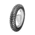 Vee-Rubber VRM-163 110/90 19 Tubeless 66 T Front/Rear Two-Wheeler Tyre