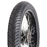 Vee-Rubber V430 90/100 10 Tubeless 54 J Front/Rear Two-Wheeler Tyre