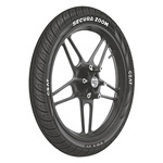 Ceat Zoom 110/80 17 Tubeless 57 P Rear Two-Wheeler Tyre
