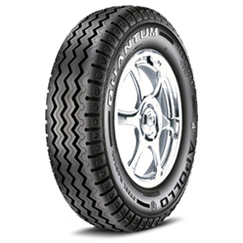 Apollo QUANTUM 215/75 R 16 Requires Tube 111 C Car Tyre
