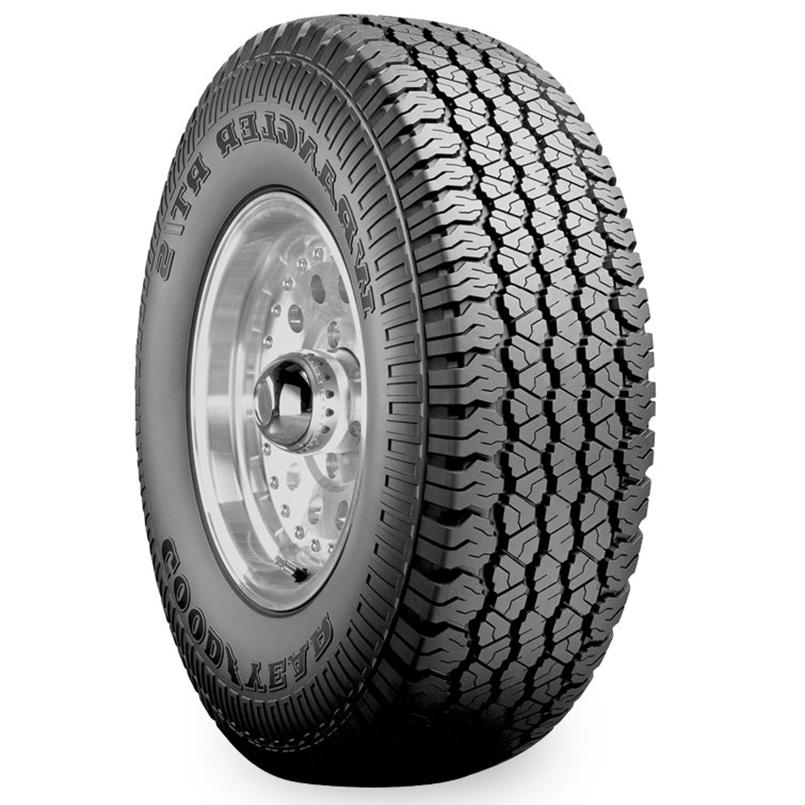 Goodyear Wrangler RT/S 215/75 15 Tubeless 100 S  Car Tyre