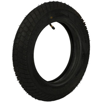 TVS RAKSHA STYLO 2.75 R 10 Front/Rear Two-Wheeler Tyre
