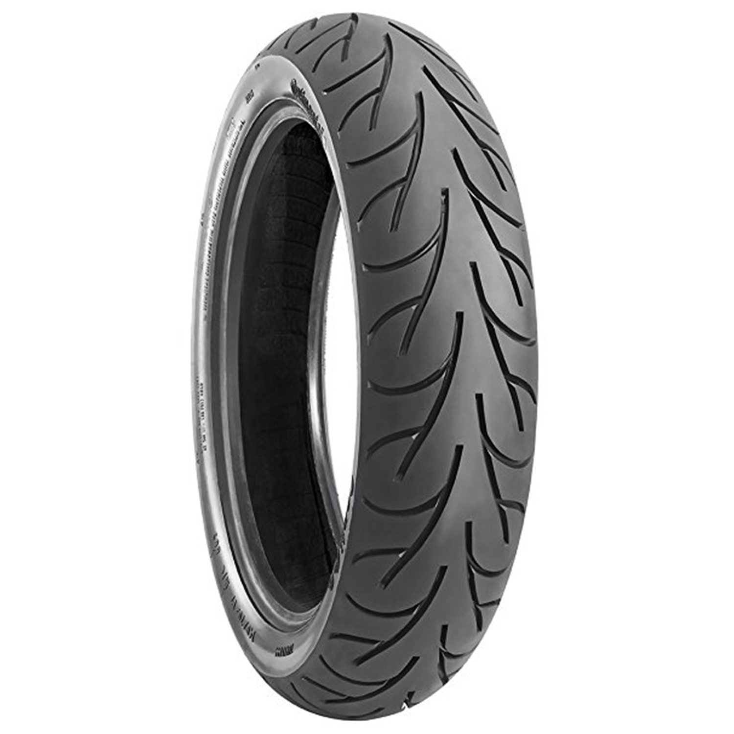 Metro RAMBO 120/80 17 Requires Tube Rear Two-Wheeler Tyre