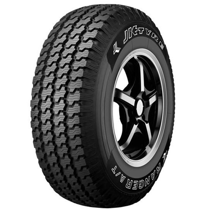JK RANGER A/T 215/75 R 15 Tubeless 100 S Car Tyre