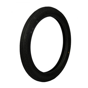 TVS RIB MODIFIED 2-25 R 17 Front/Rear Two-Wheeler Tyre