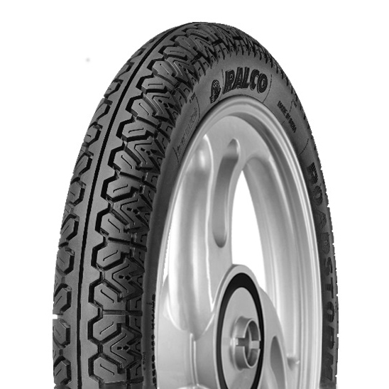Ralco ROAD STORM PLUS 3.00 17 Requires Tube Rear Two-Wheeler Tyre