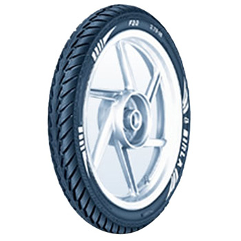Birla ROADMAXX F22 2.75 17 Requires Tube Front Two-Wheeler Tyre