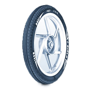 Birla ROADMAXX F23 2.50 16 Requires Tube Front Two-Wheeler Tyre