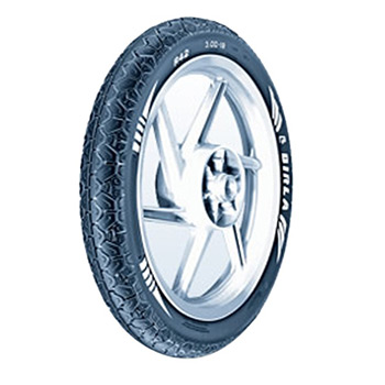 Birla ROADMAXX R42 3.00 17 Requires Tube Rear Two-Wheeler Tyre
