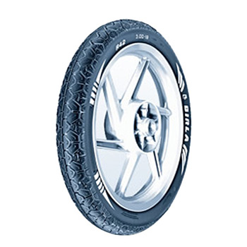 Birla ROADMAXX R43 120/80 18 Requires Tube Rear Two-Wheeler Tyre