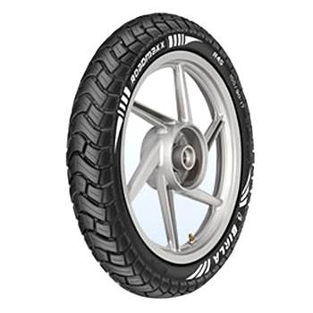 Birla ROADMAXX R45 120/80 17 Requires Tube Rear Two-Wheeler Tyre