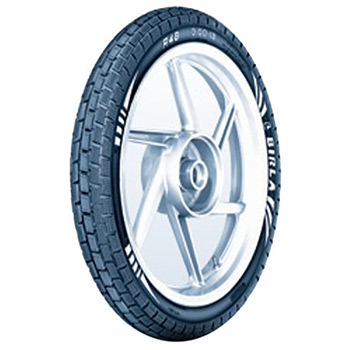 Birla ROADMAXX R48 3.00 17 Requires Tube Rear Two-Wheeler Tyre