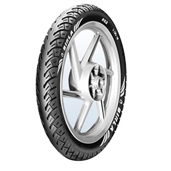 Birla ROADMAXX R82 3.00 17 Requires Tube Rear Two-Wheeler Tyre