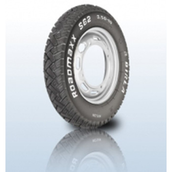 Birla ROADMAXX S62 3.50 10 Requires Tube Front/Rear Two-Wheeler Tyre