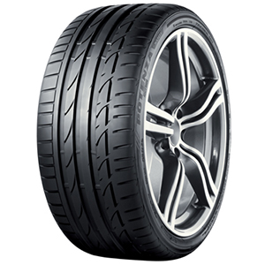 Bridgestone S001 205/40 R 17 Tubeless 84 Y Car Tyre