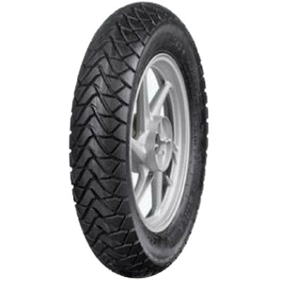 Birla S49+ 90/100 10 Tubeless Front/Rear Two-Wheeler Tyre