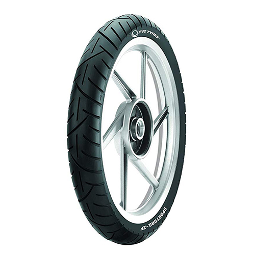 TVS SPORTO RQ 90/90 19 Requires Tube 52 P Front Two-Wheeler Tyre