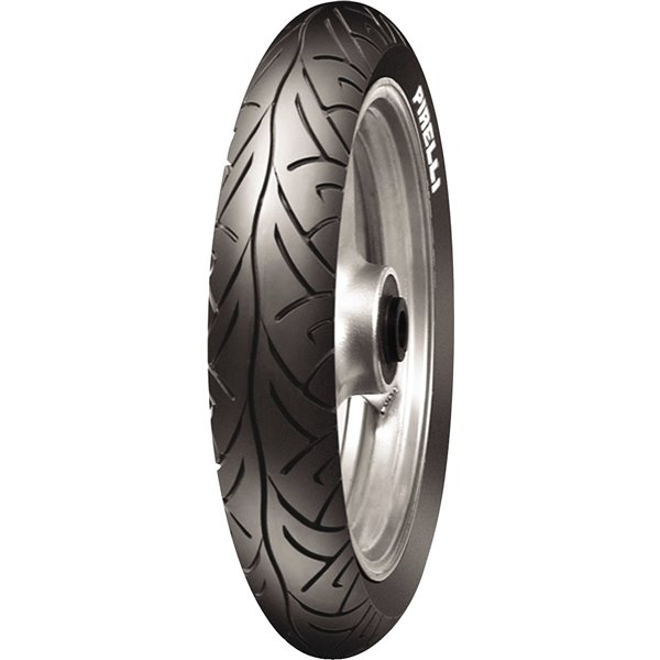 Pirelli SPORT DEMON 100/80 R 17 Tubeless 52 H Front Two-Wheeler Tyre