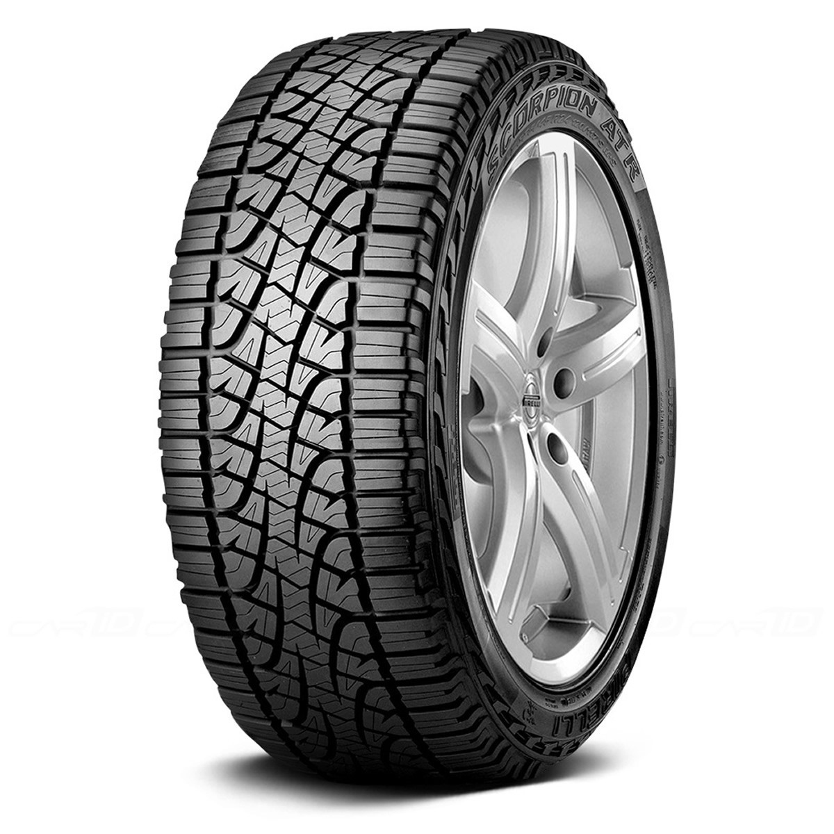 Pirelli Scorpion All Terrain Plus 265/65 R 17 Tubeless 112 T Car Tyre