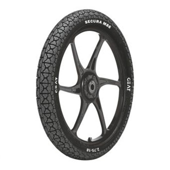 Ceat SECURA M86 3.00 R 18    Rear Two-Wheeler Tyre