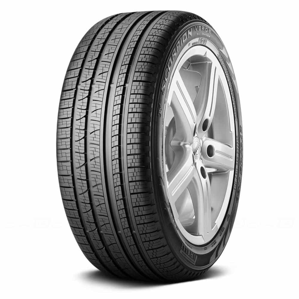 Pirelli Scorpion Verde All Season 235/60 R 18 Tubeless 107 V Car Tyre