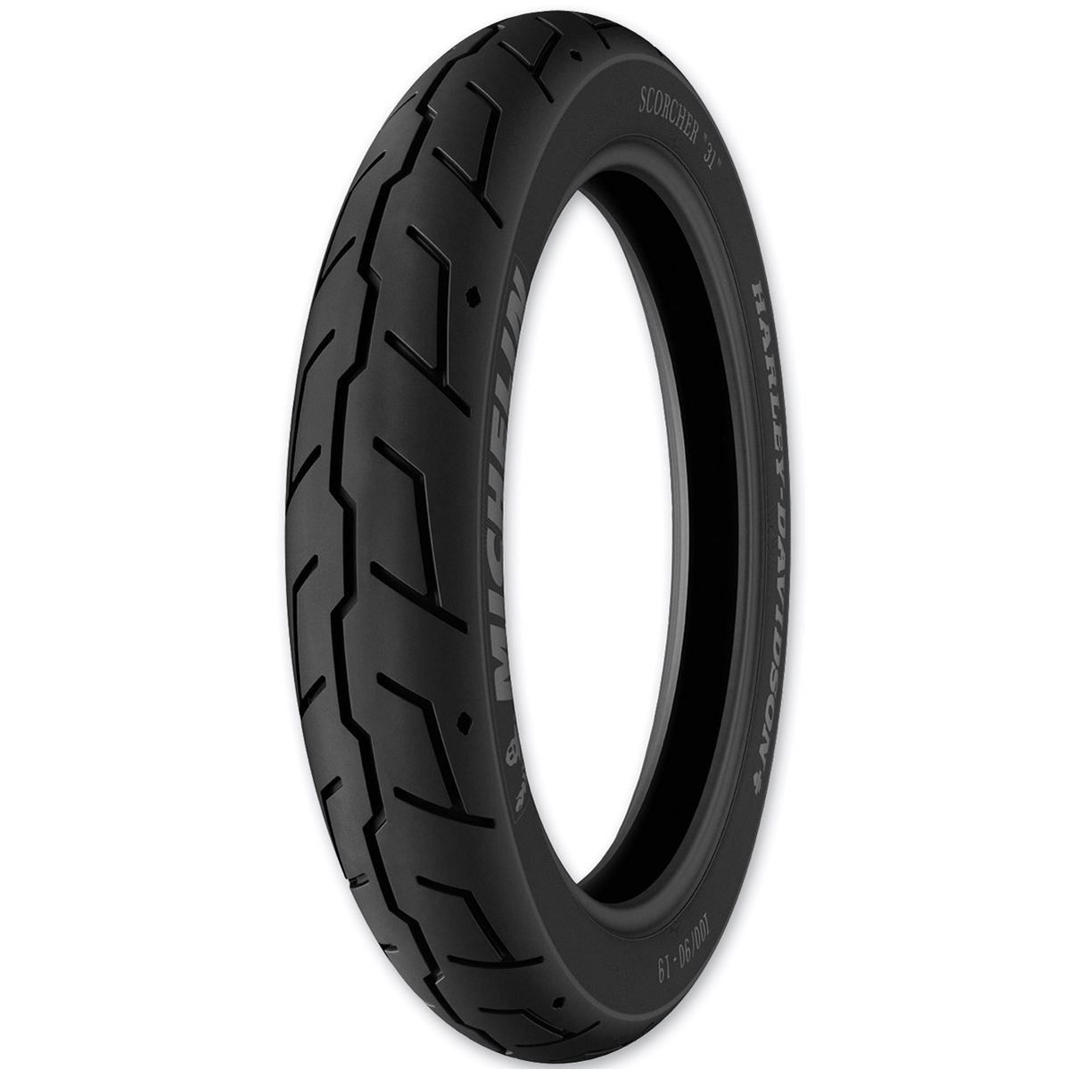 Michelin Scorcher 31 100/90 19 57 H Front Two-Wheeler Tyre