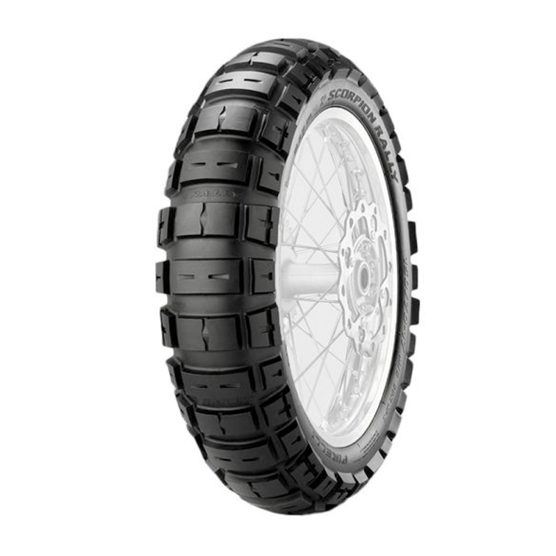 Pirelli Scorpion Rally STR 150/60 R 17  66 H Rear Two-Wheeler Tyre