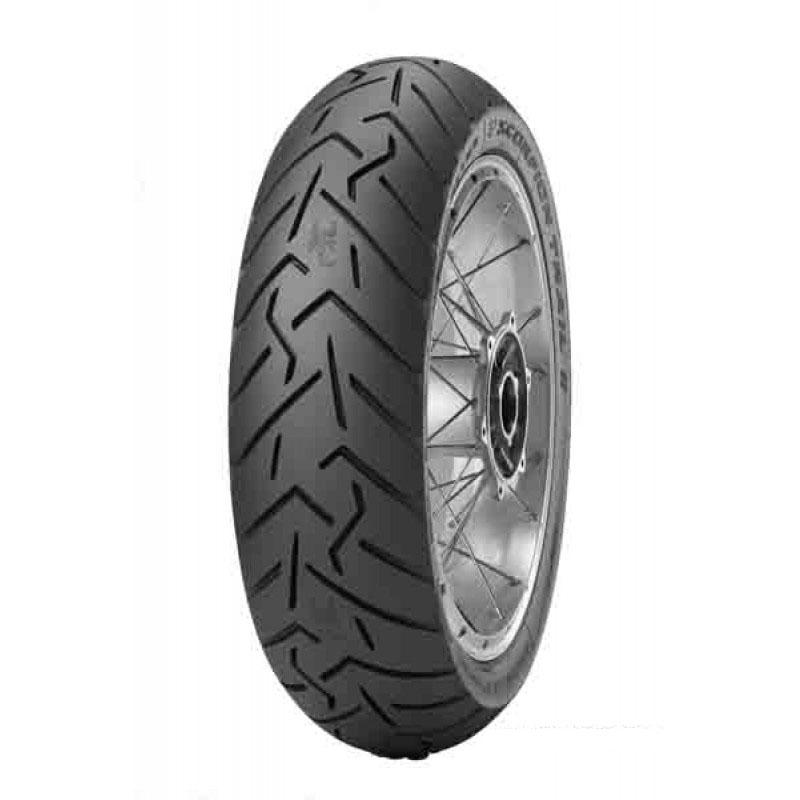 Pirelli Scorpion Trail II 160/60 ZR17 Tubeless 69 W Rear Two-Wheeler Tyre