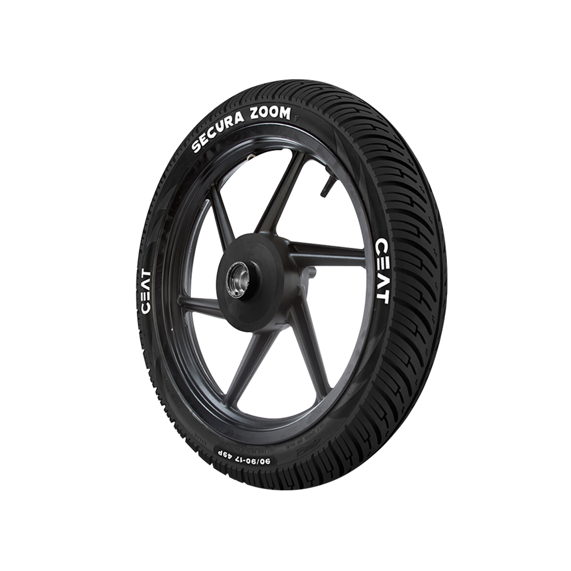 Ceat SECURE ZOOM 2.75 R 17 Front Two-Wheeler Tyre