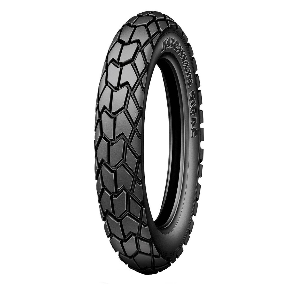 Michelin SIRAC STREET 2.75 R 18 Requires Tube 42 P Front Two-Wheeler Tyre