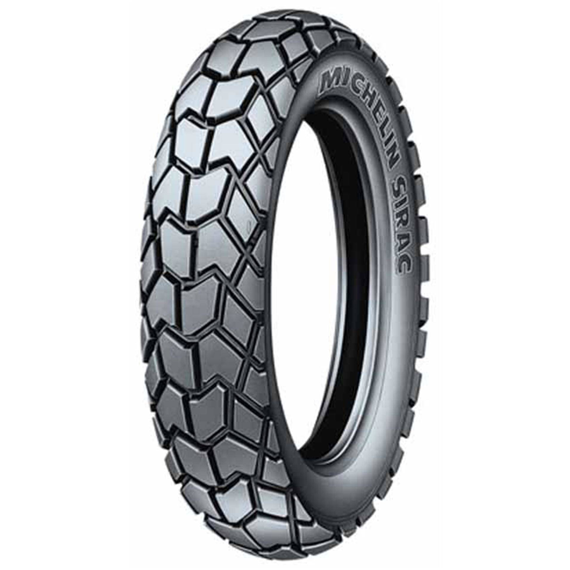 Michelin SIRAC STREET 3.00 17 Requires Tube 50 P Rear Two-Wheeler Tyre