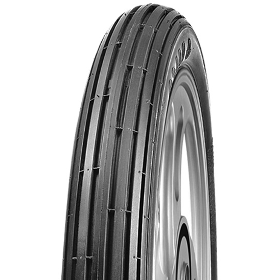 Ralco TUF RIB 2.75 18 Requires Tube Front Two-Wheeler Tyre