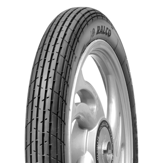 Ralco TUF RIB PLUS 3.25 19 Requires Tube Front Two-Wheeler Tyre
